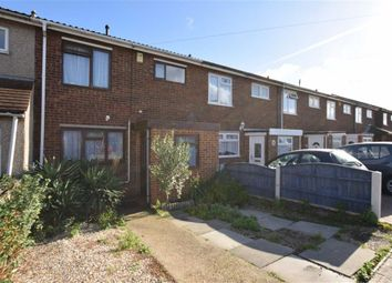 Thumbnail 3 bed terraced house for sale in Brunel Close, Tilbury, Essex