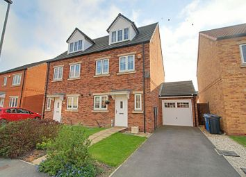 Thumbnail 3 bed semi-detached house for sale in Windsor Park, Kingswood, Hull
