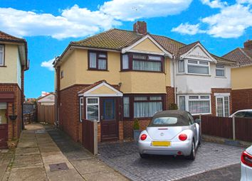 Thumbnail 3 bed semi-detached house for sale in Ramsey Road, Ramsey, Harwich