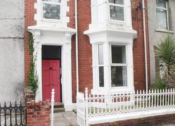 Thumbnail 3 bedroom flat for sale in Coleshill Terrace, Llanelli, Carms