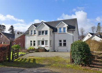 Thumbnail 5 bed detached house for sale in Fairbourne, Auchrannie Road, Brodick