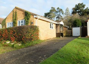 Thumbnail 3 bed detached bungalow for sale in Jubilee Close, Ledbury