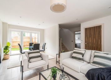 Thumbnail 3 bed end terrace house for sale in Hackwood Road, Basingstoke