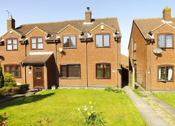 Thumbnail 3 bed semi-detached house to rent in The Moorlands, Coleorton, Coalville