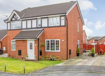 Thumbnail 2 bed semi-detached house for sale in Branthwaite, Ince, Wigan