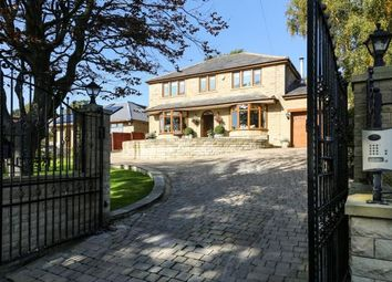 Thumbnail 4 bed detached house for sale in Keighley Road, Colne, Lancashire