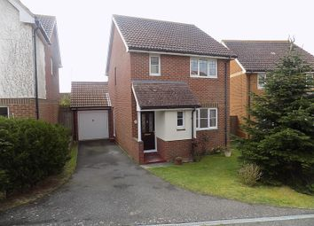 Thumbnail 3 bed detached house for sale in Nutley Mill Road, Stone Cross, Pevensey