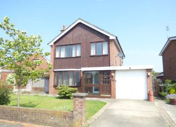 Thumbnail 3 bed detached house for sale in Clarence Avenue, Widnes, Cheshire