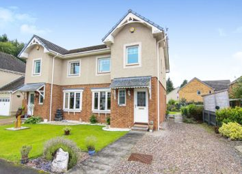 Thumbnail 3 bed semi-detached house for sale in Moray Park Wynd, Inverness
