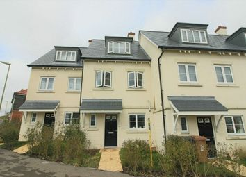 Thumbnail 3 bed town house for sale in Mercury Drive, Andover