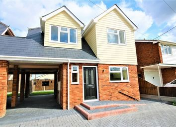 Thumbnail 2 bed semi-detached house for sale in Paarl Road, Canvey Island, Essex