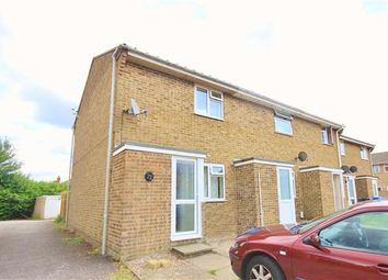 Thumbnail 2 bedroom end terrace house for sale in Cooke Road, Poole
