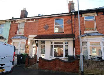 Thumbnail 2 bed terraced house to rent in Wymering Road, Portsmouth