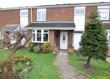 Thumbnail 3 bed terraced house for sale in Clanford Close, Moss Pit, Stafford