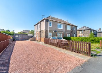 Thumbnail 1 bed flat for sale in 11 Noltmire Road, Ayr