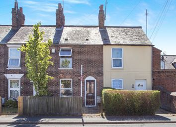 Thumbnail 2 bed terraced house for sale in Wootton Road, Gaywood, King's Lynn