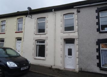 Thumbnail 3 bedroom terraced house to rent in Brocks Terrace, Porth