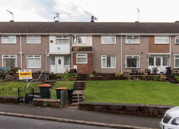 3 bed terraced house for sale in Blackwater Close, Bettws, Newport NP20