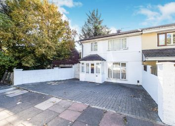 Thumbnail 3 bed semi-detached house for sale in New North Road, Ilford