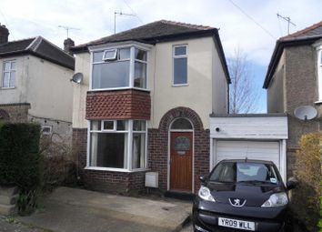 Thumbnail 3 bed detached house to rent in Sharpe Avenue, Sheffield