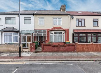 Thumbnail 3 bedroom terraced house for sale in Clements Road, East Ham, London