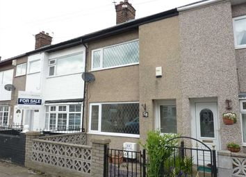Thumbnail 2 bed terraced house to rent in Lister Street, Grimsby