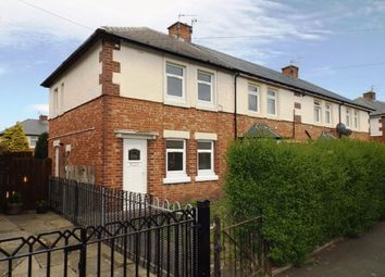 Thumbnail 3 bed semi-detached house to rent in Third Avenue, Morpeth