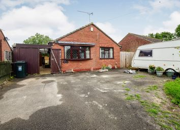 Thumbnail 3 bed detached bungalow for sale in Church Road, Friskney, Boston