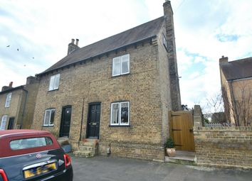 Thumbnail 2 bed semi-detached house for sale in High Street, Fen Drayton, Cambridge