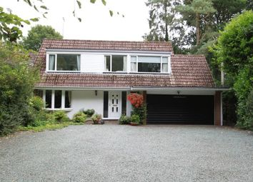 Thumbnail 4 bed detached house for sale in Tower Road, Ashley Heath, Market Drayton