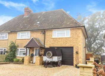 Thumbnail 3 bed semi-detached house for sale in Orchard View, Haselbury Plucknett, Crewkerne, Somerset