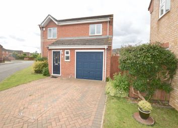 Thumbnail 3 bed detached house for sale in Bramble Grove, Stamford