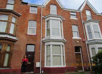 Thumbnail 1 bedroom flat to rent in 36 Sketty Road, Uplands, Swansea