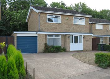 Thumbnail 4 bedroom detached house for sale in Gullymore, Bretton, Peterborough