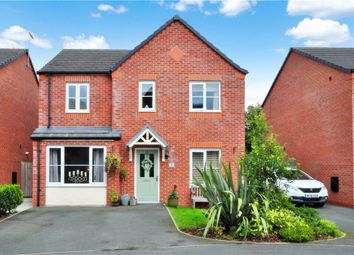 Thumbnail 4 bed detached house for sale in Clos Lowri, Hope, Wrexham