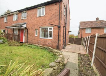 Thumbnail 3 bed semi-detached house for sale in Longworth Road, Horwich, Bolton