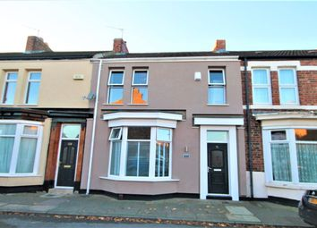 Thumbnail 2 bed terraced house for sale in Windsor Road, Stockton-On-Tees