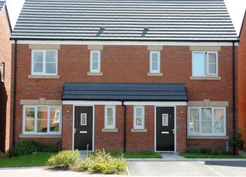 "Thumbnail 3 bed terraced house for sale in ""The Hanchurch"" at Lightfoot Green Lane, Lightfoot Green, Preston"