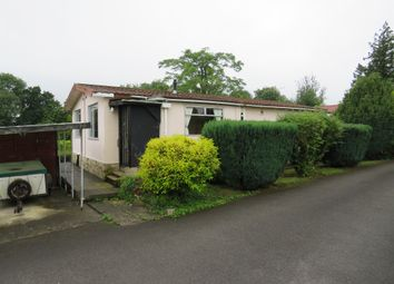 Thumbnail 2 bed mobile/park home for sale in Bridge House Park, South Petherton