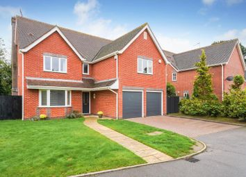 Thumbnail 5 bed terraced house to rent in St Andrews Gardens, Cobham, Surrey