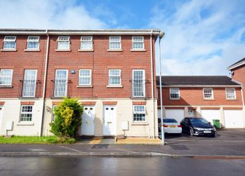 Thumbnail 3 bed end terrace house for sale in Beaufort Square, Splott, Cardiff