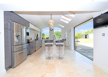 Thumbnail 4 bed semi-detached house for sale in Old Burghclere, Newbury
