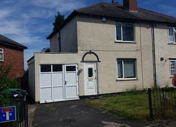 Thumbnail 3 bed semi-detached house to rent in Queens Avenue, Tividale