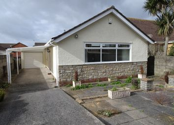 Thumbnail 3 bed detached bungalow for sale in Rowan Drive, Newton, Danygraig, Porthcawl
