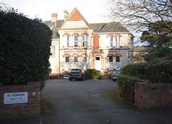 Thumbnail 1 bed flat for sale in St. Trinians, 11 Portland Avenue, Exmouth, Devon