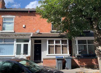 Thumbnail 2 bed terraced house for sale in Preston Road, Yardley, Birmingham