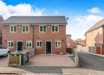 Thumbnail 3 bed semi-detached house for sale in Norton East Road, Norton Canes, Cannock, Staffordshire