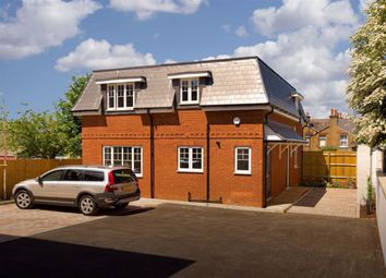 Thumbnail 2 bed flat for sale in Ransley House, Epsom, Surrey