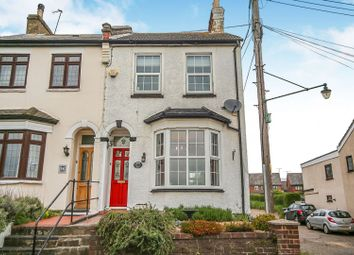 Thumbnail 3 bed semi-detached house for sale in Shirehall Road, Dartford