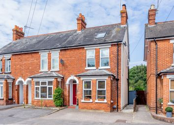 Thumbnail 4 bed end terrace house for sale in Rectory Road, Farnborough, Hampshire